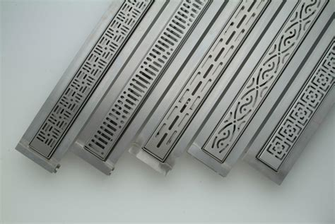 Zurn Floor Drains Stainless Steel by Zurn S Stainless Steel Linear Shower Drains Named A Top 50