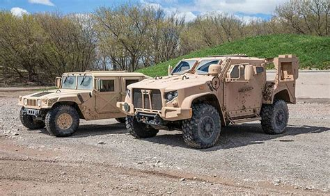 Replacement For Humvee by The Humvee S Replacement The Oshkosh Jltv Is Totally