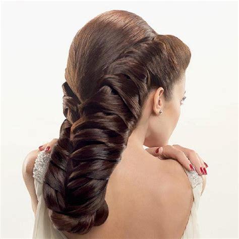 simple hair style прически с косами 30 фото 6822