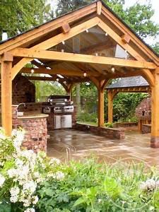 Radnor Oak - Oak Framed Gazebos - Oak Pavilion