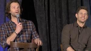 JaxCon Jared Padalecki and Jensen Ackles Main 2017 ...