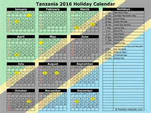 2016 2017 Calendar with Holidays