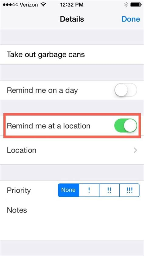 how to set location on iphone how to set location on iphone how to set trigger