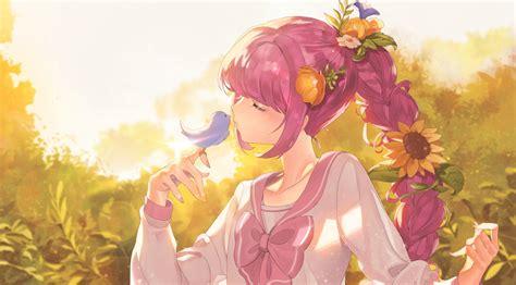 3840x2130 anime 4k pc desktop wallpaper