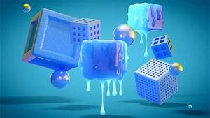 Motion Graphics 42 - Melting Objects - YouTube