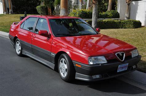1995 Alfa Romeo 164q  Classic Italian Cars For Sale