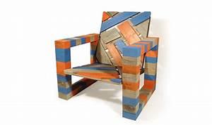 Fauteuil En Palette Facile : beautiful fabrice peltier co design meubles en palette recycle fauteuil with fauteuil en palette ~ Melissatoandfro.com Idées de Décoration