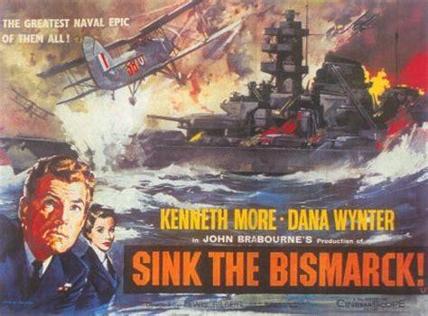 sink the bismarck johnny horton original poster