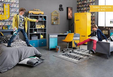 chambre york garcon chambre garçon déco styles inspiration maisons du monde