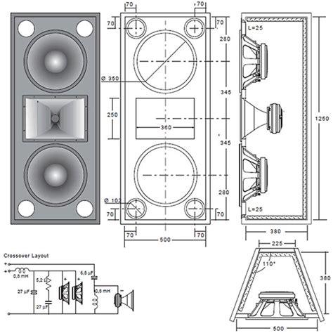 Speaker Cabinet Design Software Free by 25 Best Ideas About Speaker Plans On Wooden