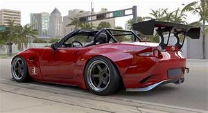Mazda Mx 5 Bodykit : new mazda mx 5 gets wide body kit from tra kyoto carscoops ~ Kayakingforconservation.com Haus und Dekorationen