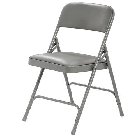 caprock furniture vinyl padded folding chair 1616