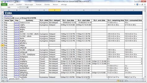 New Calendar, Advanced Excel Export