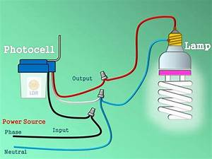 What Is Photocell  The Function  Working Principle And