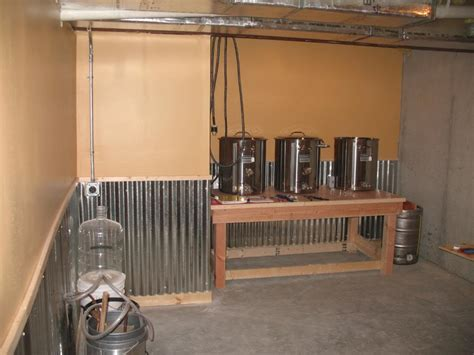 Metal Wainscoting Ideas by Popular Corrugated Metal Wainscoting Homes By Ottoman