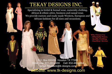 Tekay Designs Gowns Featured At 2007 Virtuous Woman Pageant