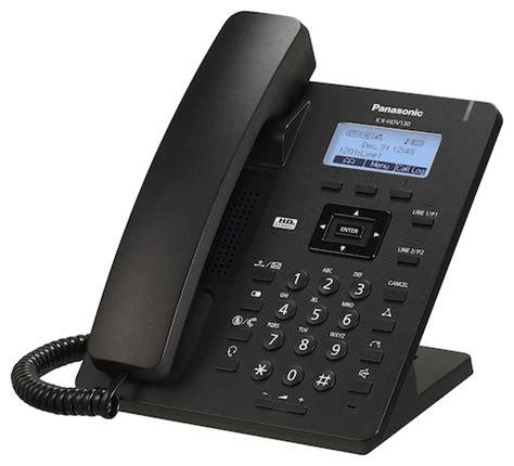 telephone de bureau panasonic kx hdv130 un téléphone de bureau ip pratique
