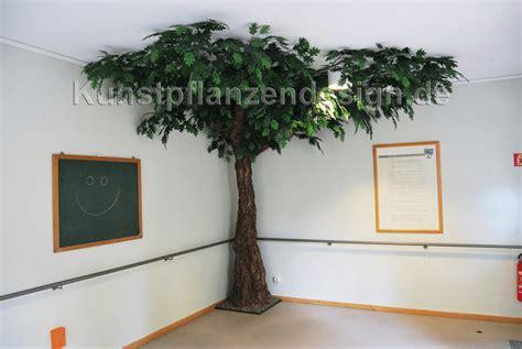 Baum Im Zimmer by Baum Deko Wohnung Wald Deko Einmal Wohnung Aufforsten