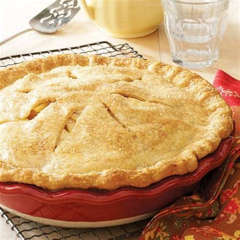 Sometimes we might forget to add salt and only realized that the butter that we used is the. Apple Pear Pie Recipe | Taste of Home