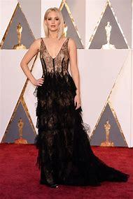 Jennifer Lawrence Red Dress Oscars