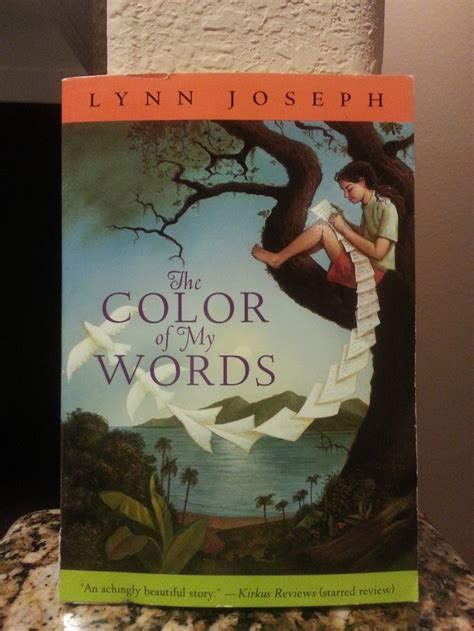 the color of my words book 2 the color of my words by joseph 12 year