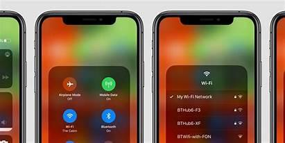 Apple Wifi Iphone Wi Fi Control Caltech