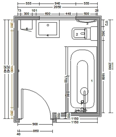 Small Bathroom Blueprint by 17 Best Ideas About Small Bathroom Suites On