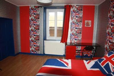 deco chambre ado londres dco chambre angleterre drapeau uni chambre moderne