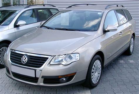 File:VW Passat B6 Variant front 20080215.jpg - Wikimedia ...