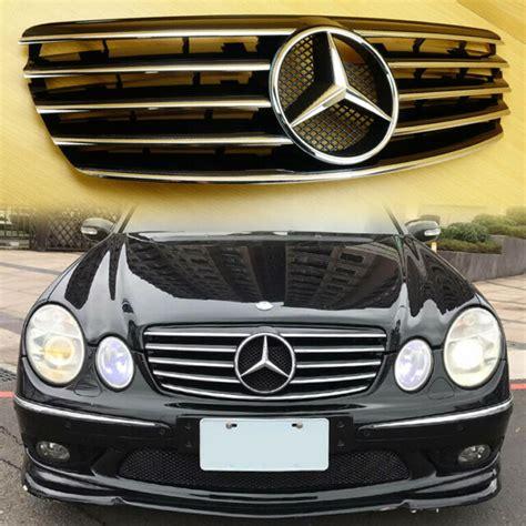 Classe a180 w169 cdi avantgarde fap 170cv bi xénons toit pano lamelles. 03-06 Fit Mercedes-Benz W211 E-Class Shiny Black 5 Fin Pre ...