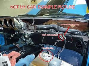 1970 Mach 1 Dash Wiring  Need Help
