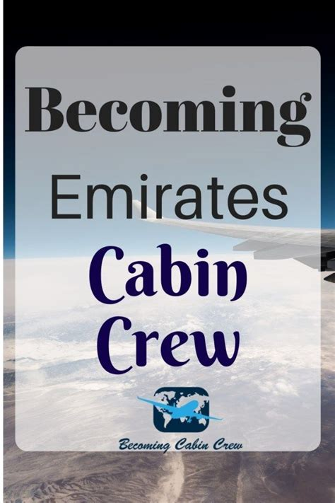 become cabin crew becoming emirates cabin crew becoming cabin crew