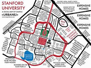Information about Stanford University Campus Map yousensefo