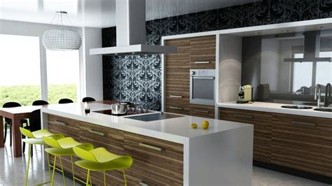 New Modern Kitchen Designs  Latest Modular Kitchen