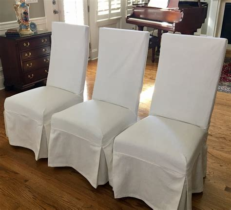 Making Dining Room Chair Slipcovers Loccie Better Homes