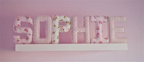 Bedroom Cute Baby Room Name Letters Ideas As Decorations