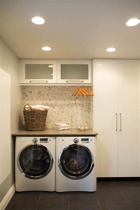 washer and dryer cabinet ideas small laundry room without worry with smallest