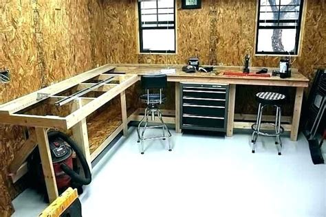 garage workbench ideas garage workbench ideas luxury ideas