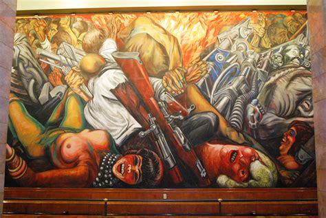 Jose Clemente Orozco Murales by Catharsis 1934 Jose Clemente Orozco Wikiart Org