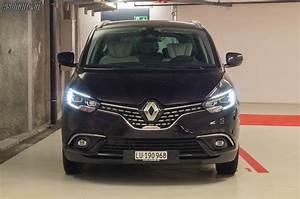 Renault Captur Initiale Paris Finitions Disponibles : essai renault grand scenic initiale paris au presque parfait ~ Medecine-chirurgie-esthetiques.com Avis de Voitures