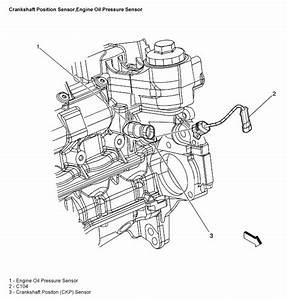 2009 Chevy Malibu Camshaft Sensor