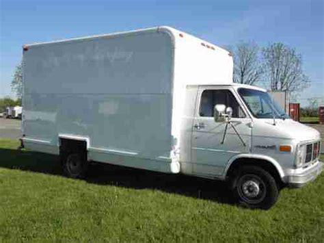 buy car manuals 1996 gmc vandura g3500 transmission control buy used gmc e3500 14 aluminum box truck vandura 1986 in bethlehem pennsylvania united states