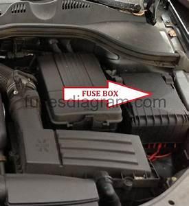 Vw Engine Compartment Fuse Box Diagram 2006