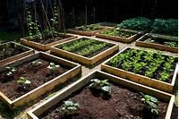 raised vegetable garden Raised Bed Garden Plans : Choosing The Latest Bed Frames ...