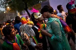 Indias LGBT Community Celebrates 4th Queer Pride March ...