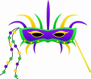 Mardi Gras Clip Art Borders | Clipart Panda - Free Clipart ...