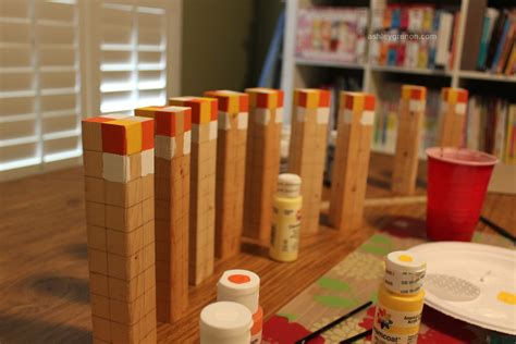 white diy minecraft torches diy projects