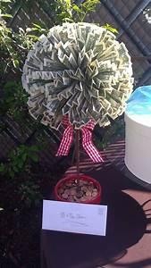 Creative Cash Gifts for Grads | Money tree wedding, Money ...