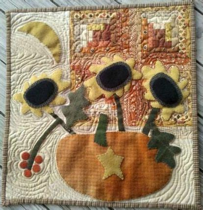 Primitive Quilt Patterns and Projects