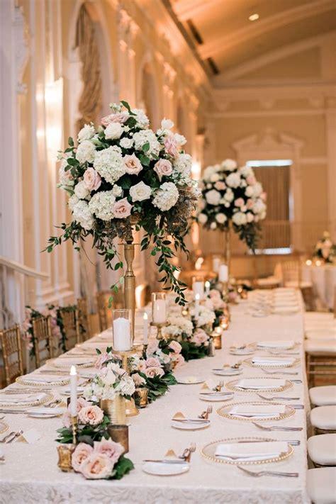 Soft + Romantic Florida Wedding Floral wedding